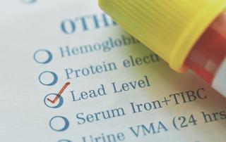 EDTA chelation lead poisoning